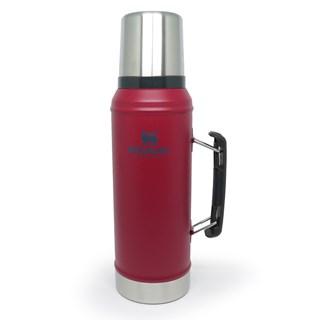 Garrafa Térmica Stanley Classic 950ml Vermelha