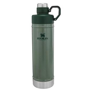 Garrafa Térmica Stanley Classic Hydration Hammertone Verde 750ml