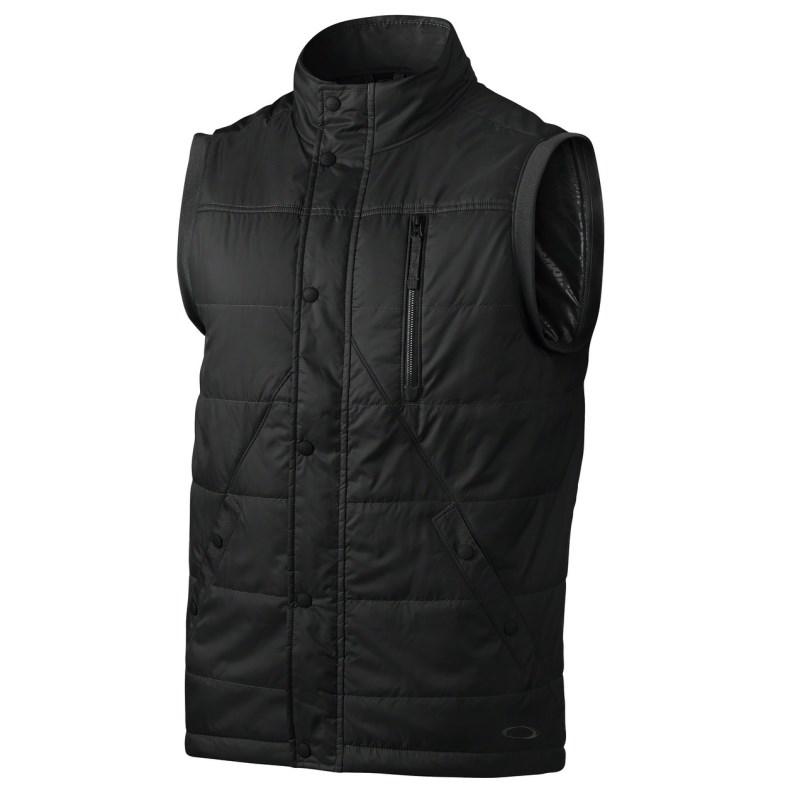 0f540101a4e Promoção frete gratis em preto. Jaqueta Colete Oakley Broken Arrow  Insulated Vest
