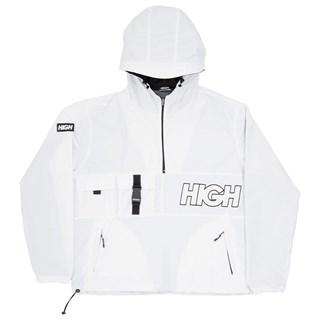 Jaqueta Corta Vento High Company Anorak White
