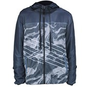 Jaqueta Corta Vento Quiksilver Windbreaker Highline Lava Slash