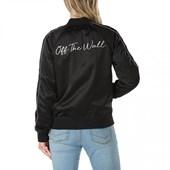 Jaqueta Feminina Vans Paradise Jacket Preta