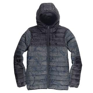 Jaqueta Masculina Com Capuz Element Alder Puff Camuflada