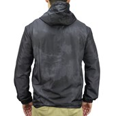 Jaqueta Quebra Vento Oakley One Brand Print Jacket Jet Black