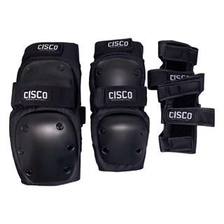 Kit Proteção Cisco Preto