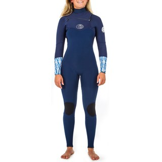Long John Feminino Rip Curl FlashBomb 3.2mm Com Zíper