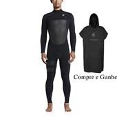Long John Hurley Fusion 302 Fullsuit Black