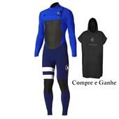 Long John Hurley Fusion 302 Fullsuit Blue Azul