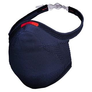 Máscara de Proteção Fiber Knit Sport Azul Marinho