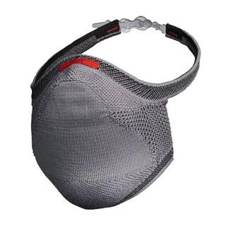 Máscara de Proteção Fiber Knit Sport Cinza