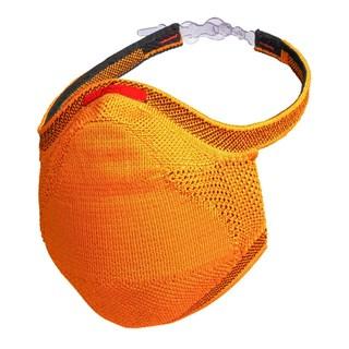 Máscara de Proteção Fiber Knit Sport Laranja