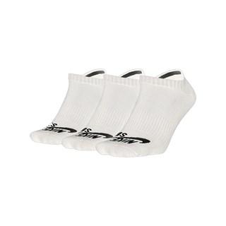 Meia Nike SB Kit 3 pares Branco