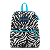 Mochila JanSport Overexposed Miss Zebra Mammo 25L