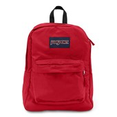 Mochila Jansport Superbreak 25L Red Tape Vermelha