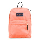 Mochila JanSport Superbreak Coral Peaches 25L