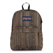 Mochila JanSport Superbreak Down Town Brown Camo Stripe 25L