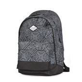 Mochila Rip Curl Double Dome Lost Coast Black