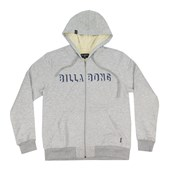 Moletom Billabong Applique Cinza