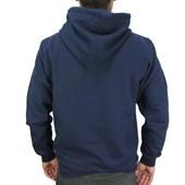 Moletom Canguru Hurley Azul e Verde 9622621