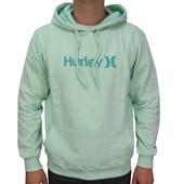 Moletom Canguru Hurley Classic Verde Claro