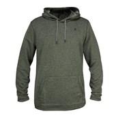 Moletom Canguru Hurley Nike Dri-Fit Verde Musgo ... 613d5316f40