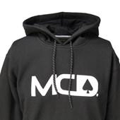 Moletom Canguru MCD Preto 11813607