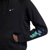 Moletom Canguru Nike SB Preto 886088-010