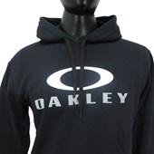 Moletom Canguru Oakley Mod Dual Pullover Preto
