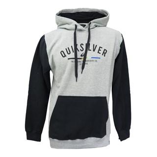 Moletom Canguru Quiksilver Simple Colour Hood