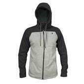 ... Moletom Especial Hurley Nike Therma-Fit Cinza 7106b606f03