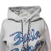 Moletom Feminino Billabong Cool Cinza