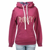 Moletom Feminino Roxy Tropical Winter Rosa
