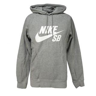 Moletom Nike SB Icon Cinza