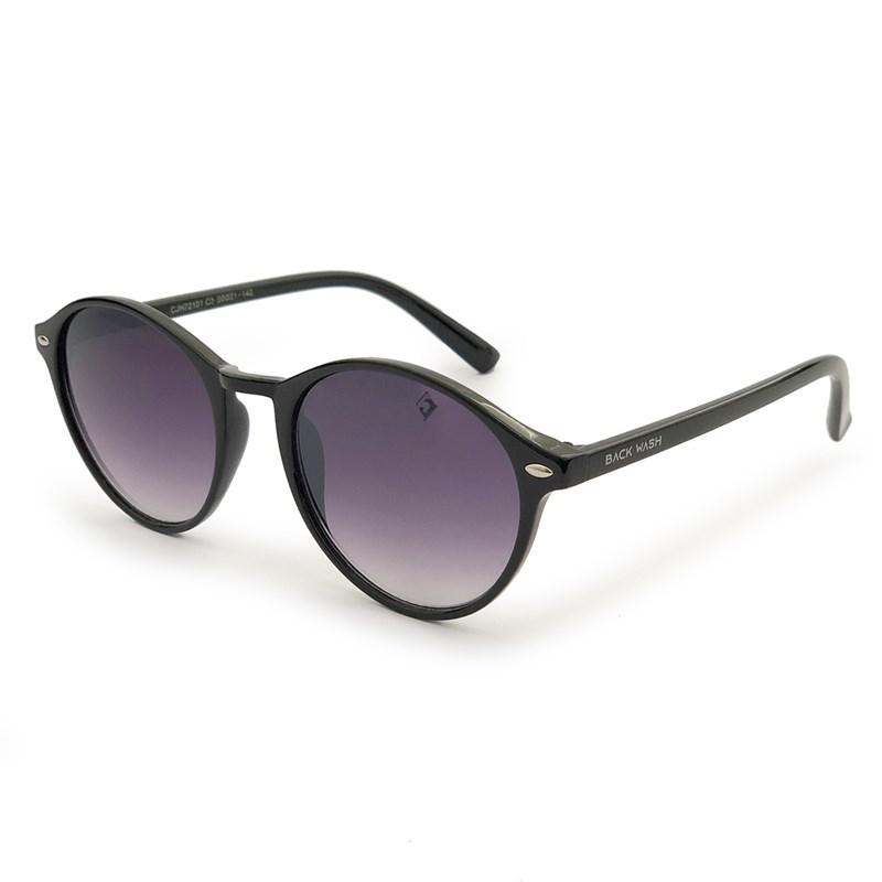 Óculos de Sol Back Wash Preto Degradê 72101