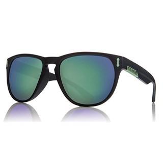 Óculos de Sol Dragon Marquis Matte Black H20 / Green Ion Polarizado