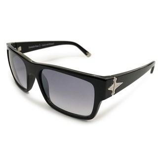 Óculos de Sol Evoke Capo I A04S Black Shine Silver