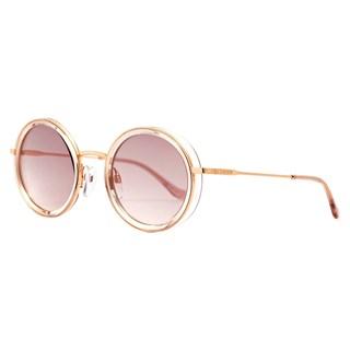 Óculos de Sol Evoke For You DS23 D02 Crystal Gold Shine Gradient