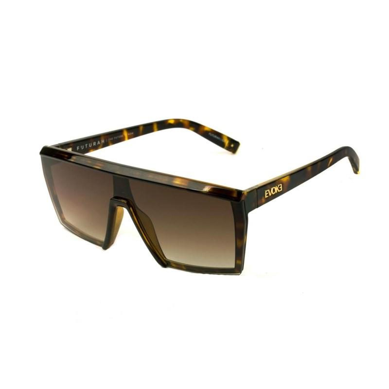 f50a603be Óculos de Sol Evoke Futurah G21 Turtle Shine Gold - BackWash
