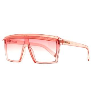 Óculos de Sol Evoke Futurah T03 Rosê Crystal Shine Red Gradient