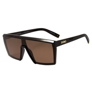 Óculos de Sol Evoke Futurah TA21 Black Thermo Turtle Shine Gold Brown