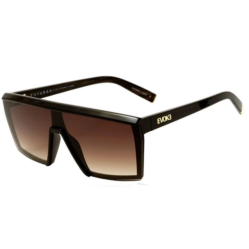 ab0323f22 Óculos de Sol Evoke Futurah WD01 Black Wood - BackWash