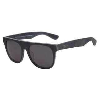 Óculos de Sol Evoke Haze x Denim A01 Preto Fosco