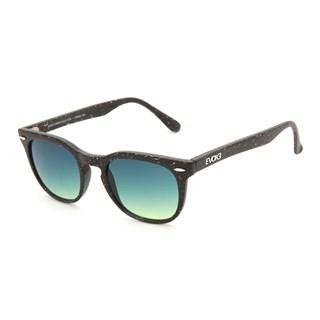 Óculos de Sol Evoke Hybrid I A01 Black Matte / Blue Mirror
