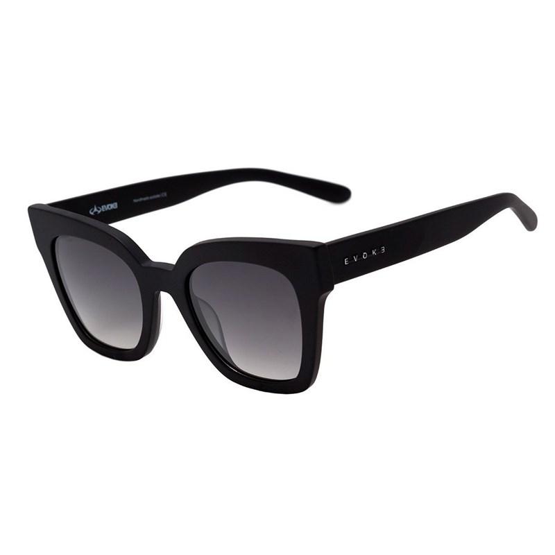 ba2401a511389 Óculos de Sol Evoke Sweet Poison Matte Black   Black - BackWash