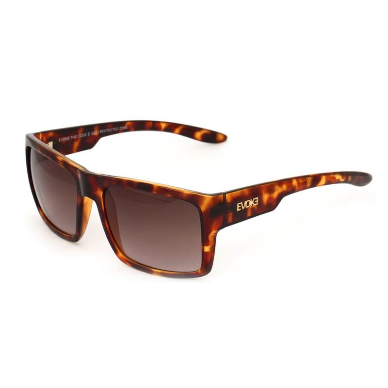 ac9a7c69d Óculos de Sol Evoke The Code II G23 Turtle Matte / Gold Espelhado ...