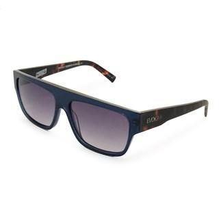Óculos de Sol Evoke Zegon Crystal Blue Temple Turtle