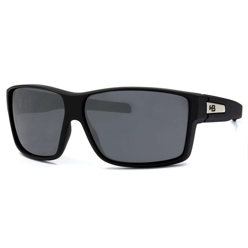 a15ef3792 Óculos de Sol HB Big Vert Matte Black / Gray Lenses - BackWash