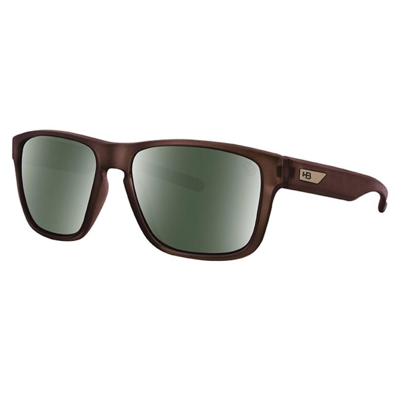 619fd4103 Compre Óculos de Sol HB H-Bomb Marrom Fosco na Back Wash!