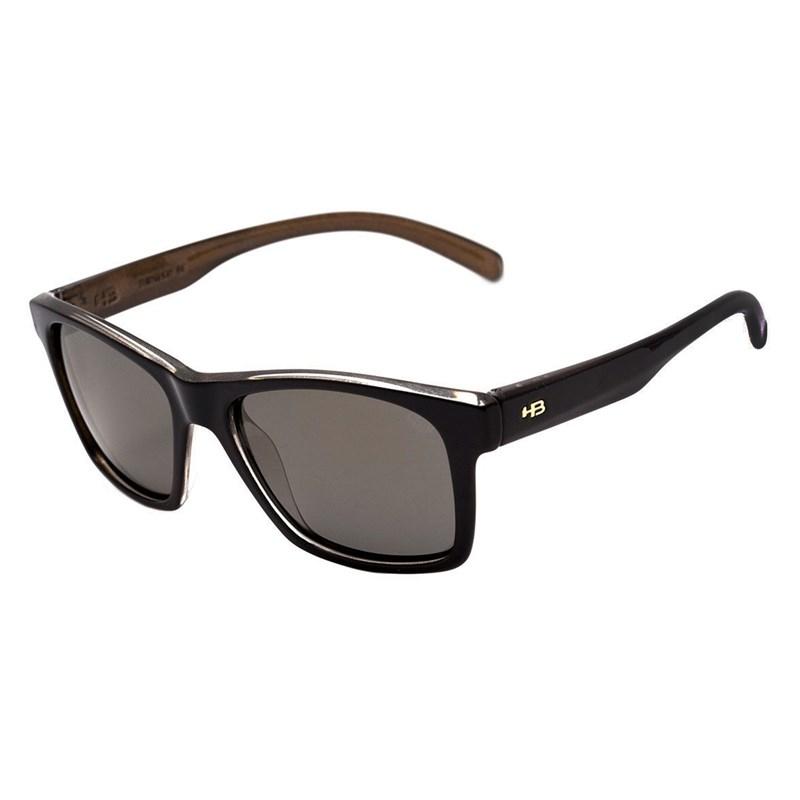 3134e1103a665 Óculos de Sol HB Unafraid Black Gold   Polarized Bronze - BackWash