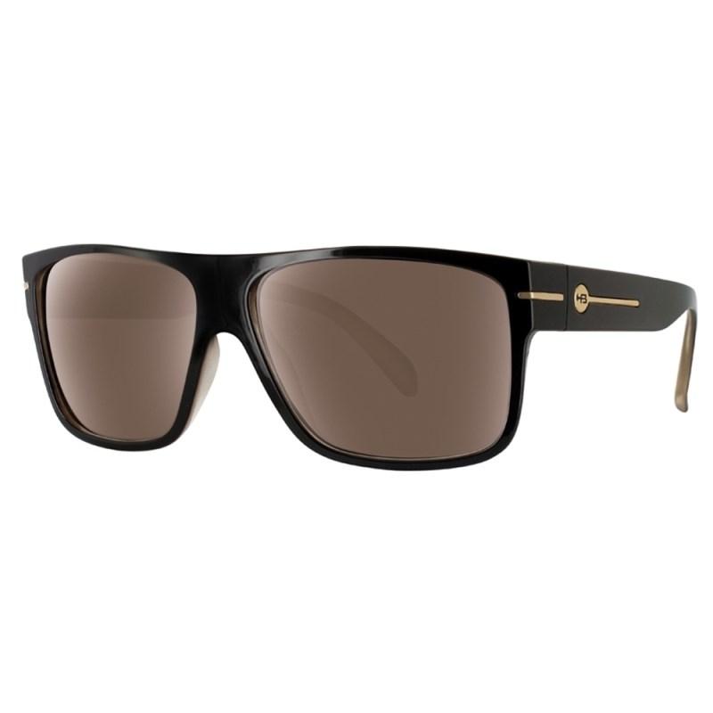5854b8357 Óculos de Sol HB Would Marrom - Compre na Back Wash!
